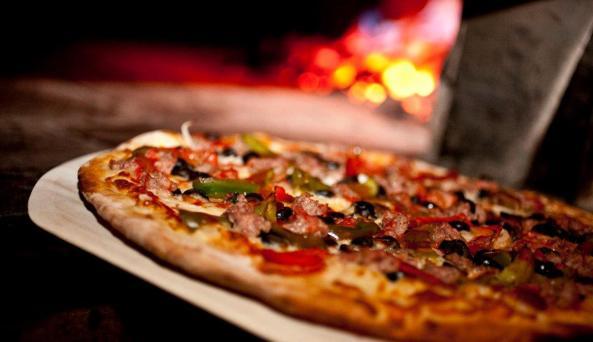 John's Pizzeria Times Square