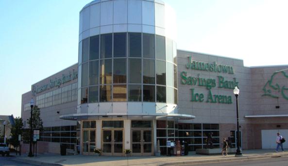 Jamestown Savings Bank Arena