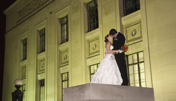 Weddings at BMS