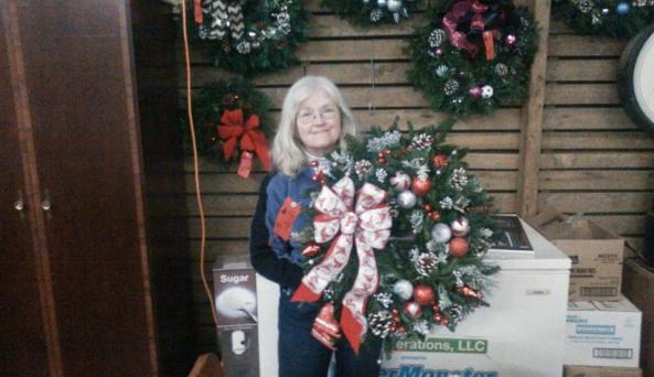 Kent Farms Famous Christmas Wreaths