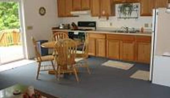 Drift Inn Lodge Kitchen