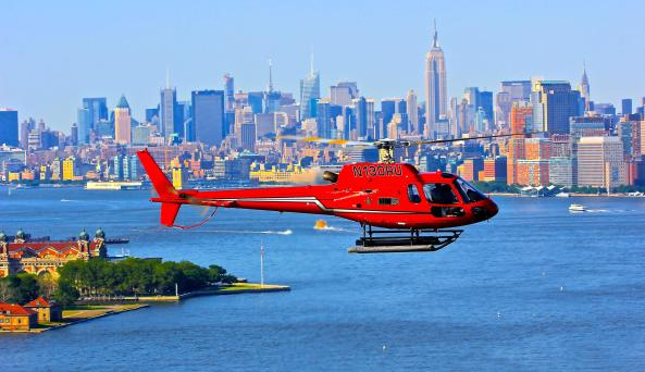 Liberty Helicopters, Inc.