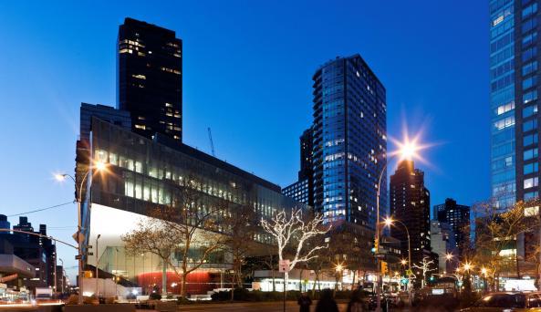Alice Tully Hall at Lincoln Center. Photo: Iñaki Vinaixa