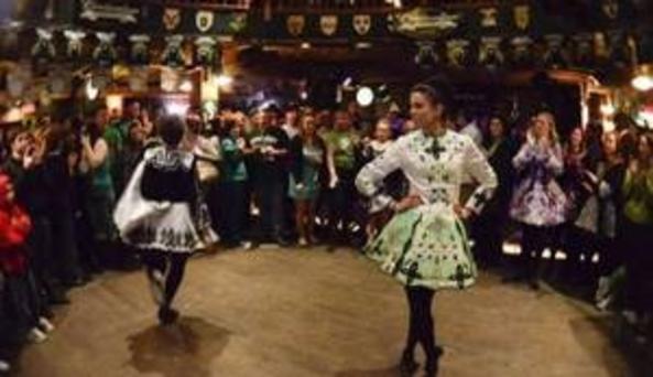 Mahoneys - dancers