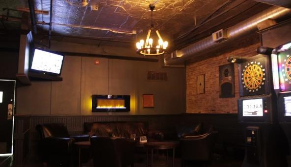 Maxwells Bar