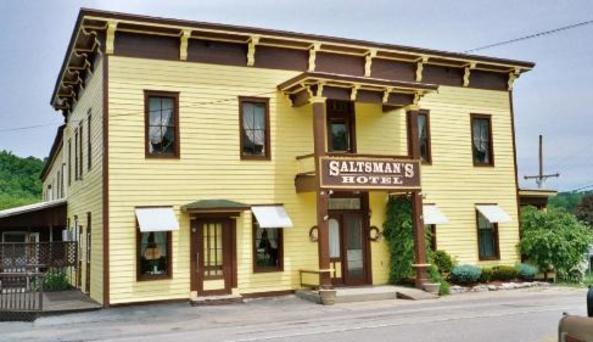 Saltsman's