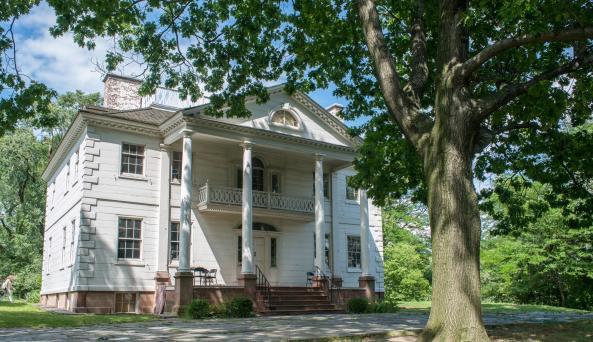 Morris-Jumel Mansion
