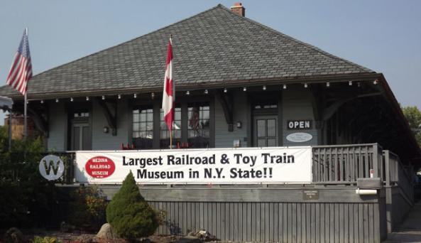 Medina Railroad Museum Excursions