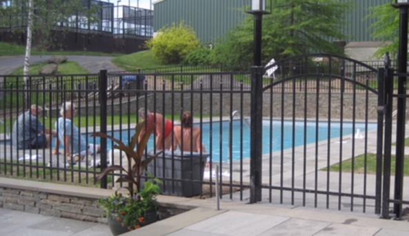 Kaatsbaan Lodge pool
