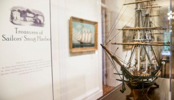 The Noble Maritime Collection