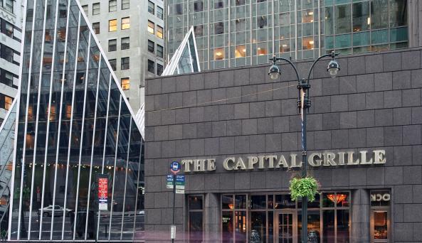 Capital Grille Chrysler Center, The