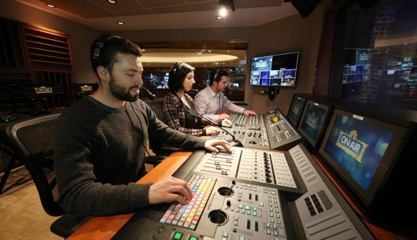 Tour at NBC Studios, The
