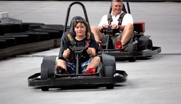 Supersonic Speedway
