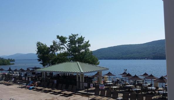 Georgian Lakeside Resort