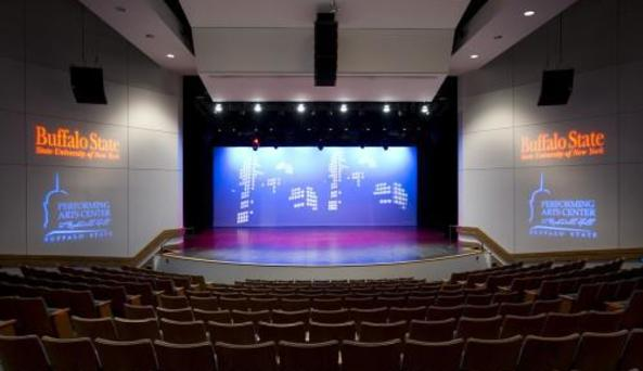 Performing Arts Center at Rockwell Hall