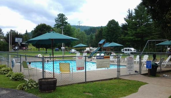 Lake George Riverview Campground 3