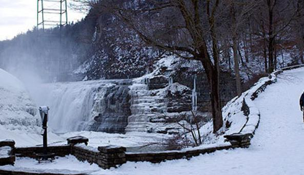 Letchworth Winter