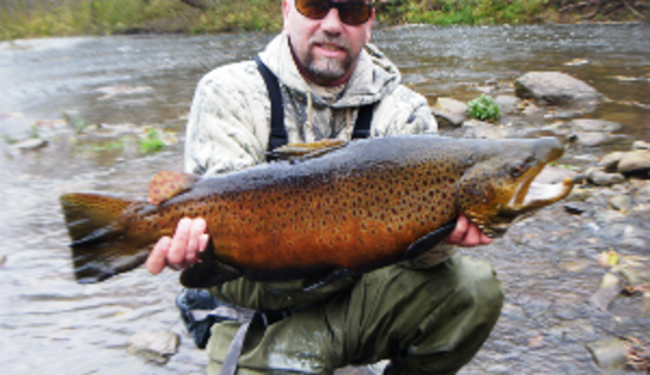 Upstate Outfitters River fishing