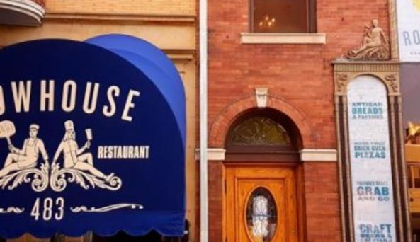 Rowhouse Bakery & Restaurant