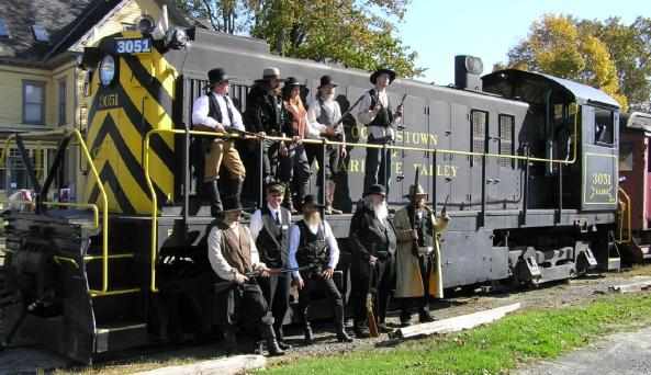 Cooperstown & Charlotte Valley Railroad, Milford NY