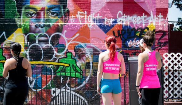 Brooklyn Art Run