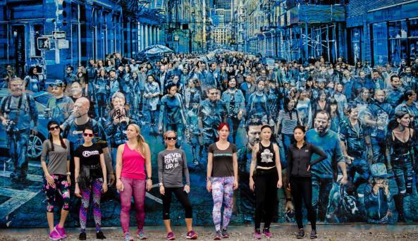 Runstreet Manhattan Art Run