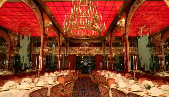 Russian Tea Room, The