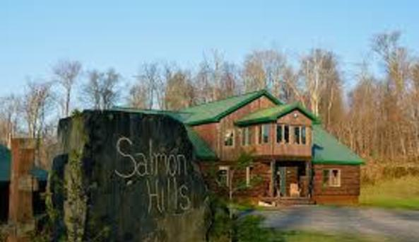 salmon hills
