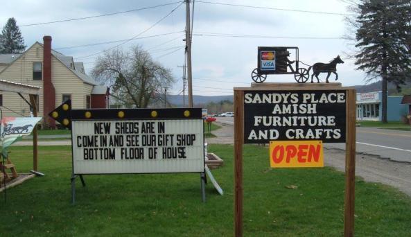 Sandy's Place