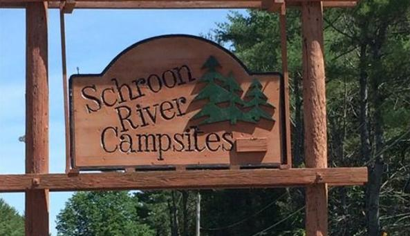 Schroon River Campsights 1
