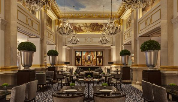 St. Regis New York, The