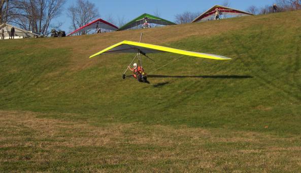 Mountain Wings Hang Gliding 5.