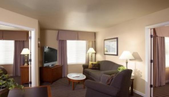 hyatt house - suite