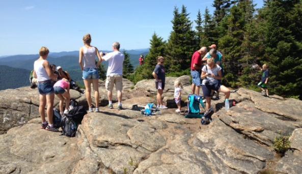 Northeast Mountain Guide summer