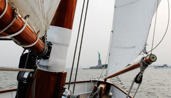 Classic Harbor Line Sunset Sail - Photo by Jen Davis - Courtesy of NYC & Co