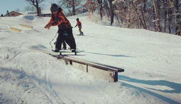 Swain Snowboarding