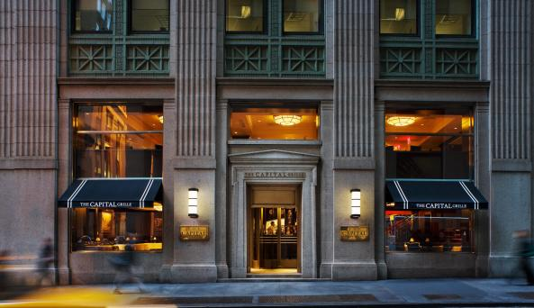 Capital Grille Wall Street, The