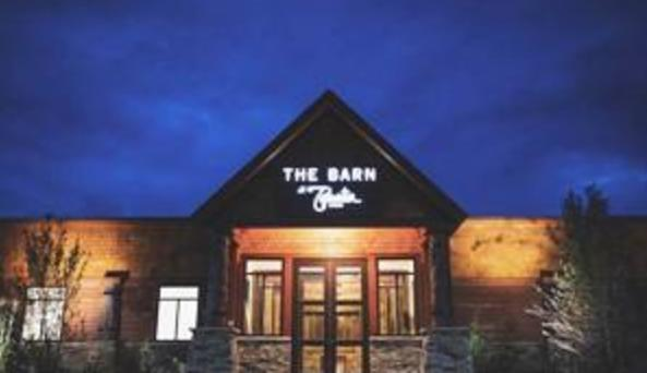 The Barn at Tailwater Lodge