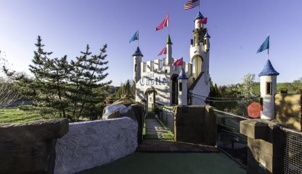 The Castle Fun Center - Photo Courtesy of the Castle Fun Center