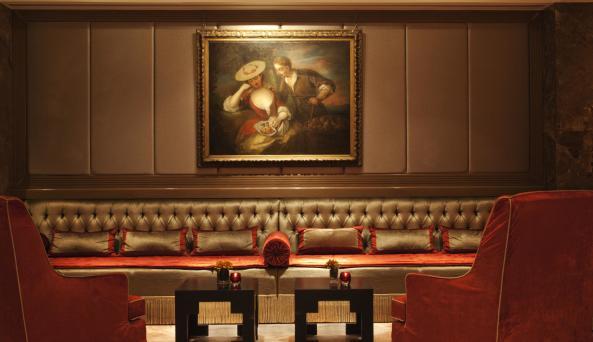 Michelangelo Hotel, interior