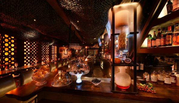Tuckroom Bar Manhattan NYC