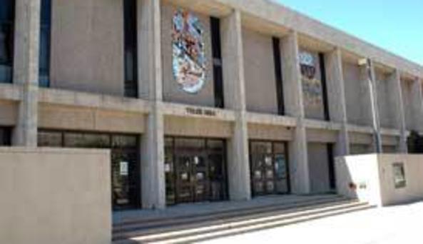 Tyler Hall Exterior