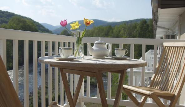Outside Tea