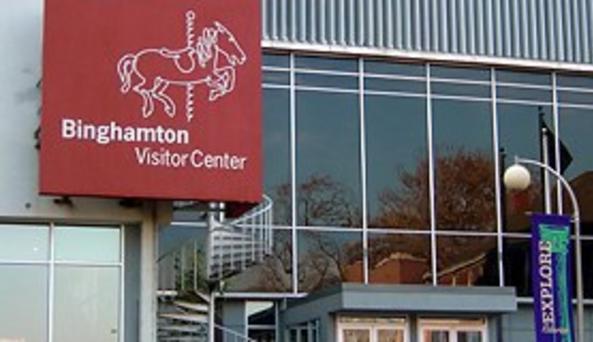 Binghamton Visitor Center