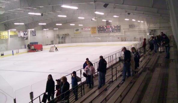 Saratoga Springs Ice Rink