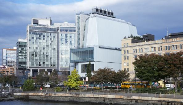 Whitney Museum of American Art - Meatpacking District