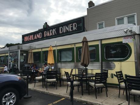Highland Diner in the South Wedge Neighborhood