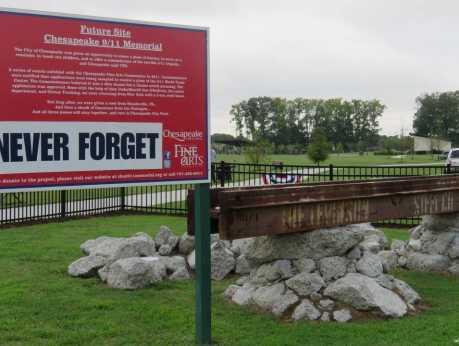 Chesapeake 9/11 Memorial
