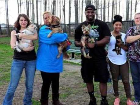 Chesapeake Dog Park