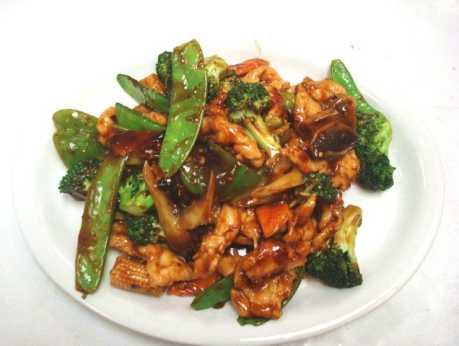 Jade Garden -Hunan Chicken